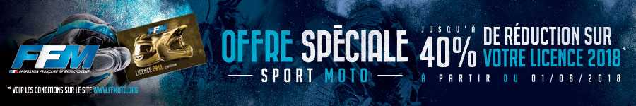 Licence offre speciale - mobile